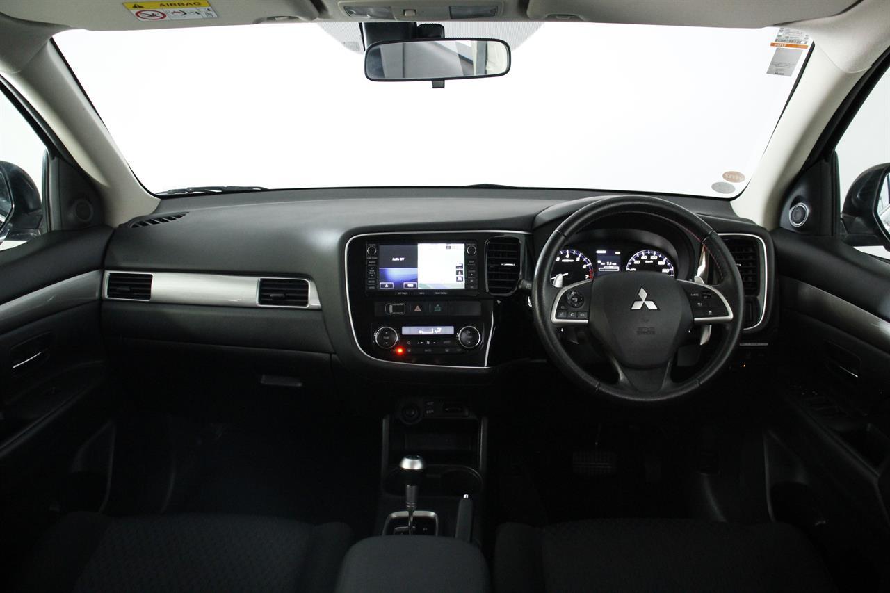 Mitsubishi Outlander stock #34431