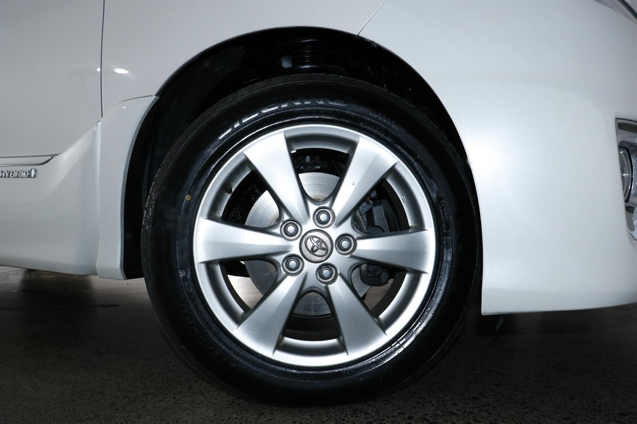 Toyota Estima stock #32554