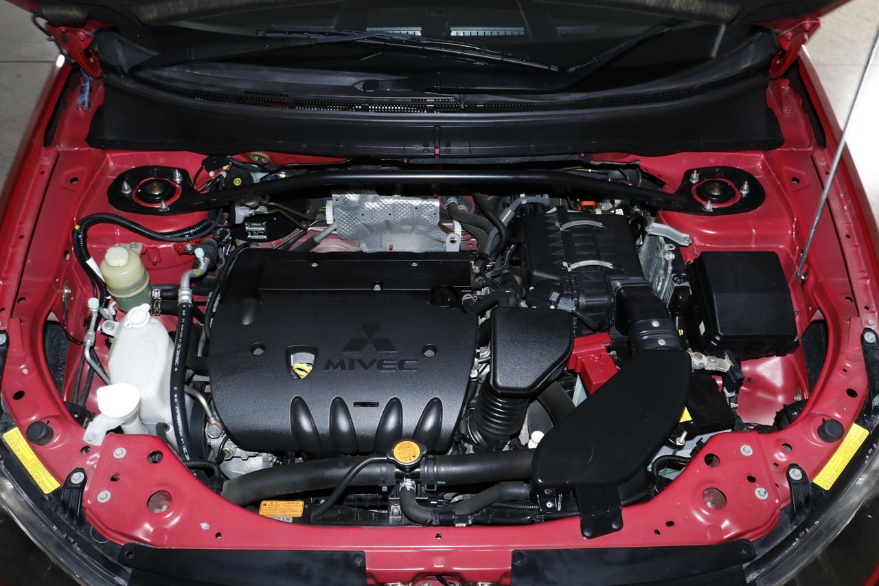 Mitsubishi Outlander stock #32696