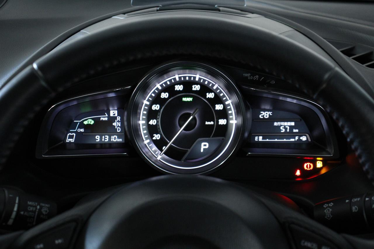 Mazda Axela stock #34422