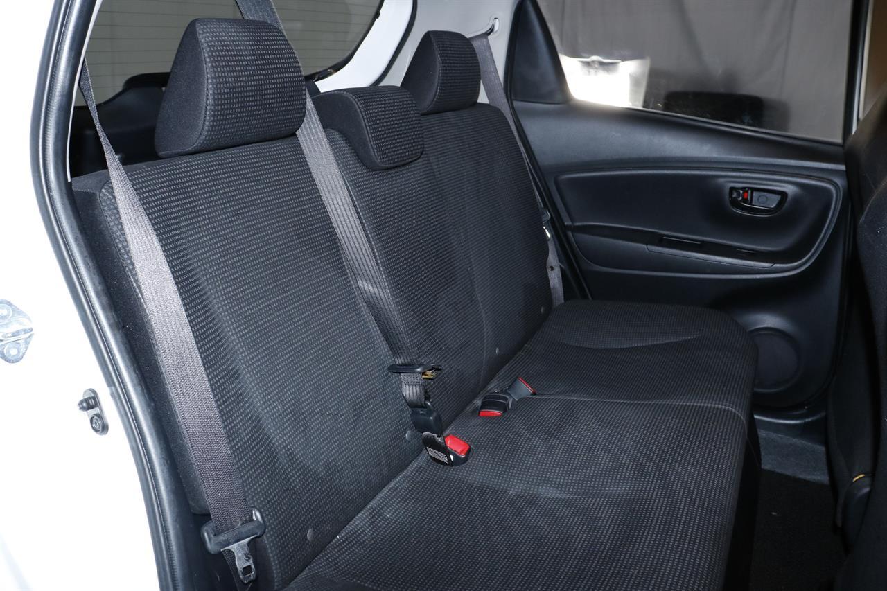 Toyota Vitz stock #32427