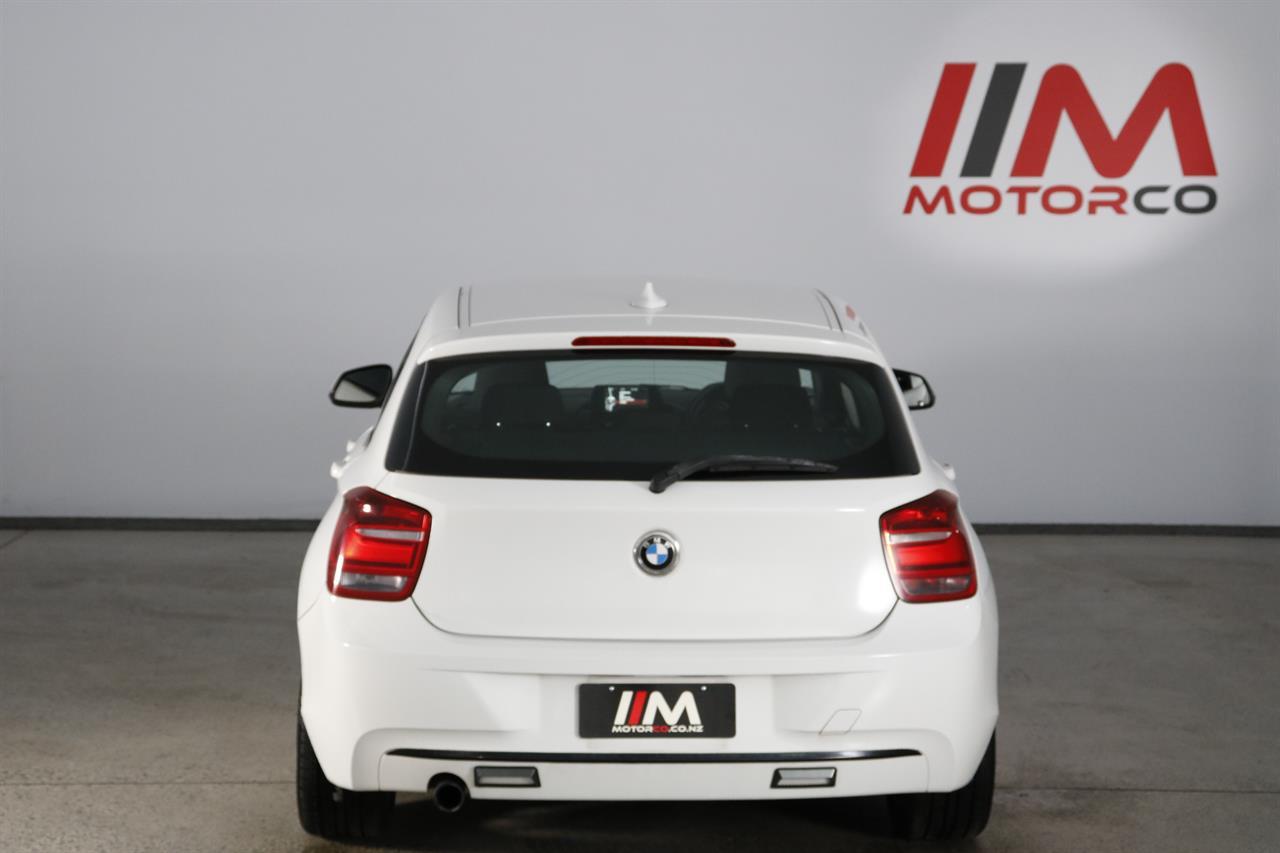 BMW 116i stock #32397