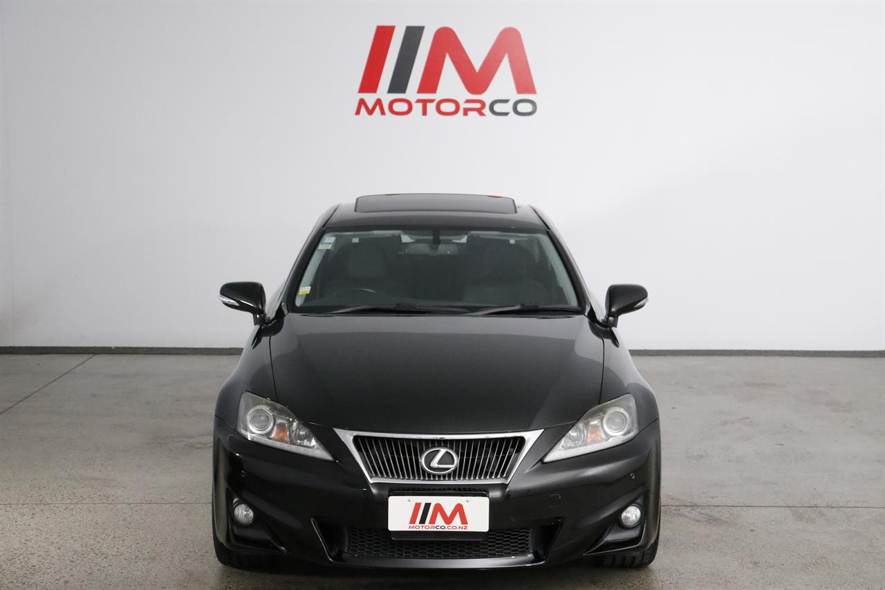 Lexus IS 250 stock #33490