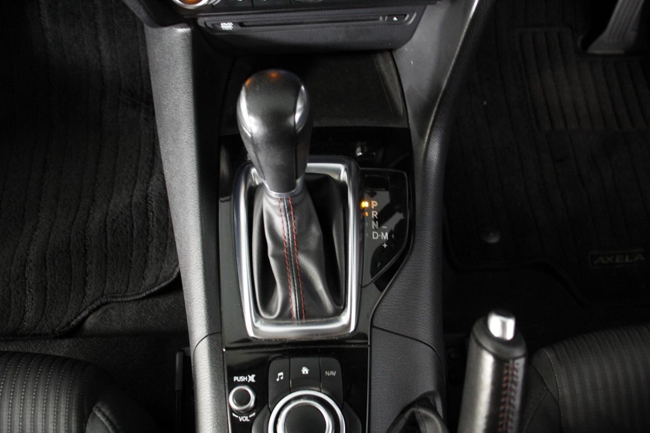 Mazda Axela stock #33995