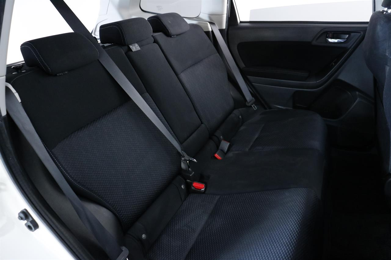 Subaru Forester stock #34142