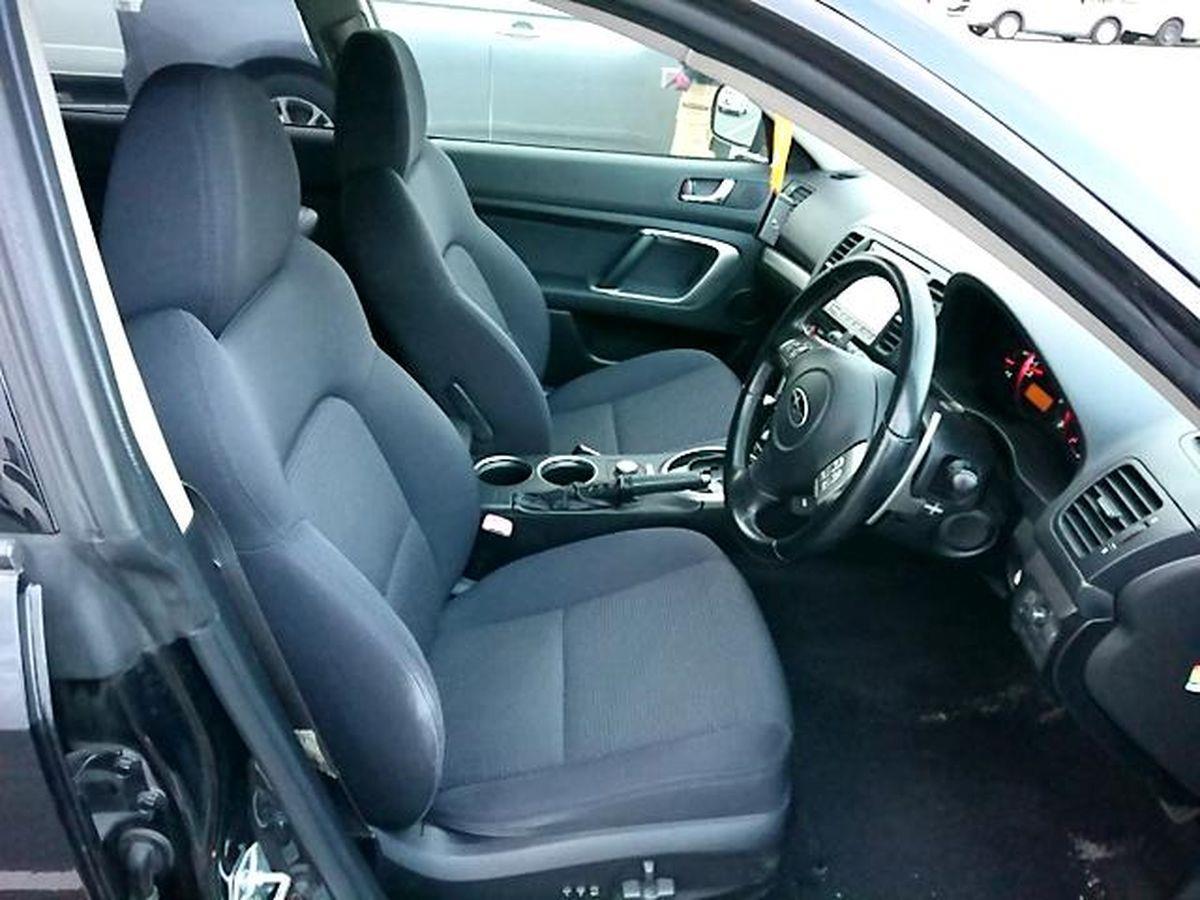 Subaru Legacy stock #32738