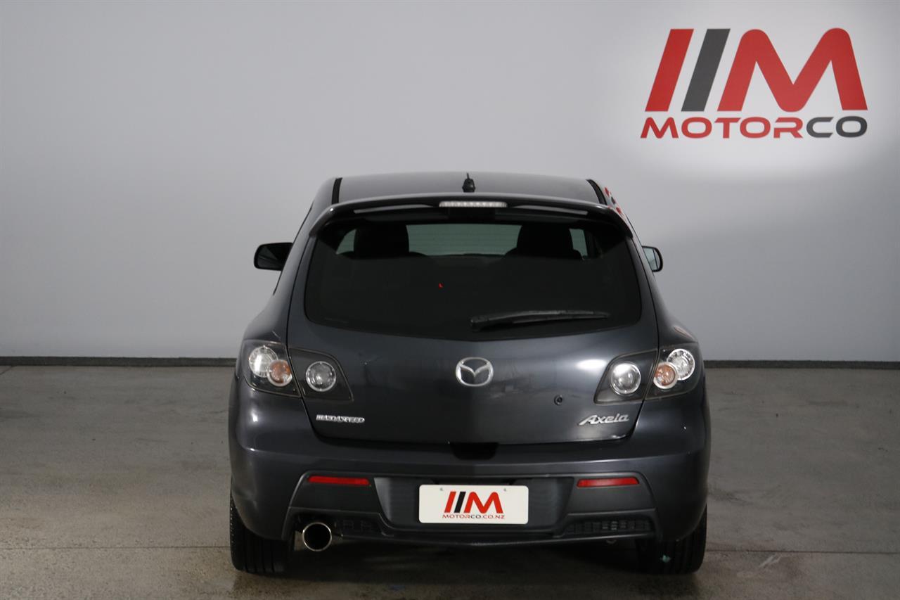 Mazda Axela stock #32449