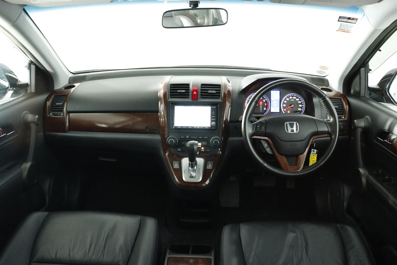 Honda CR-V stock #33392