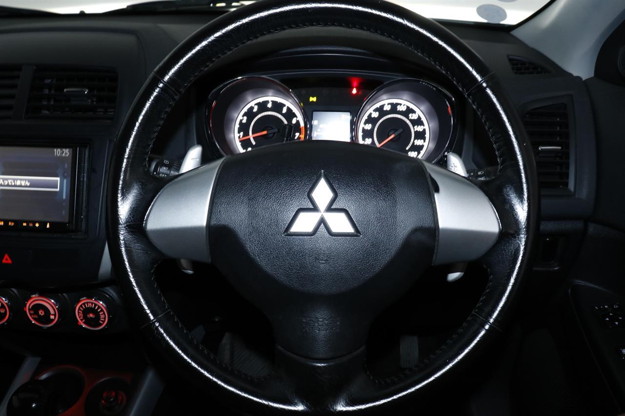 Mitsubishi RVR stock #32373