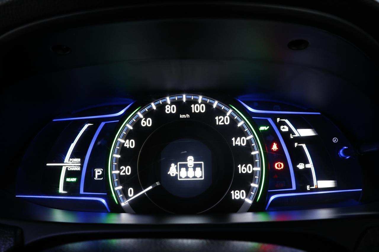 Honda Accord stock #32451
