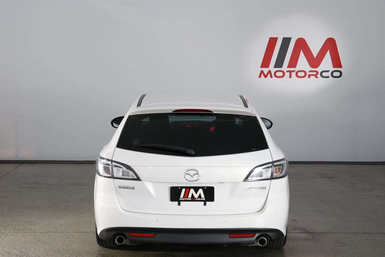 Mazda Atenza stock #32645