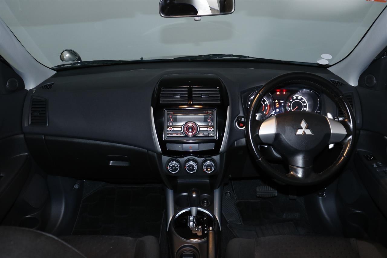 Mitsubishi RVR stock #32823