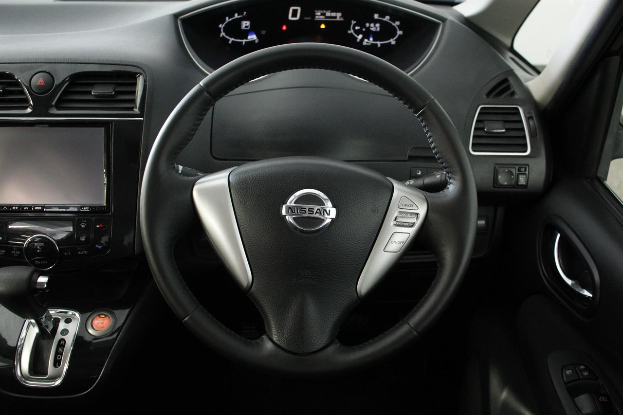 Nissan Serena stock #34445