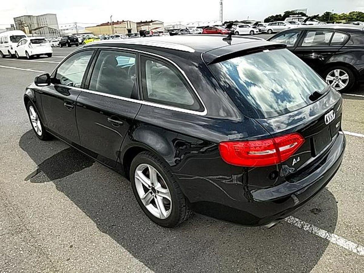 Audi A4 stock #34393