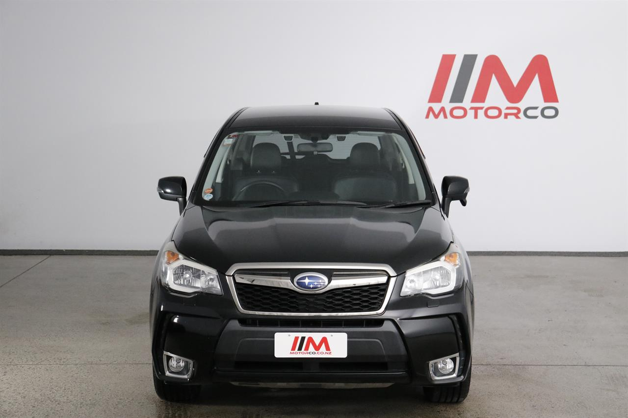 Subaru Forester stock #33462