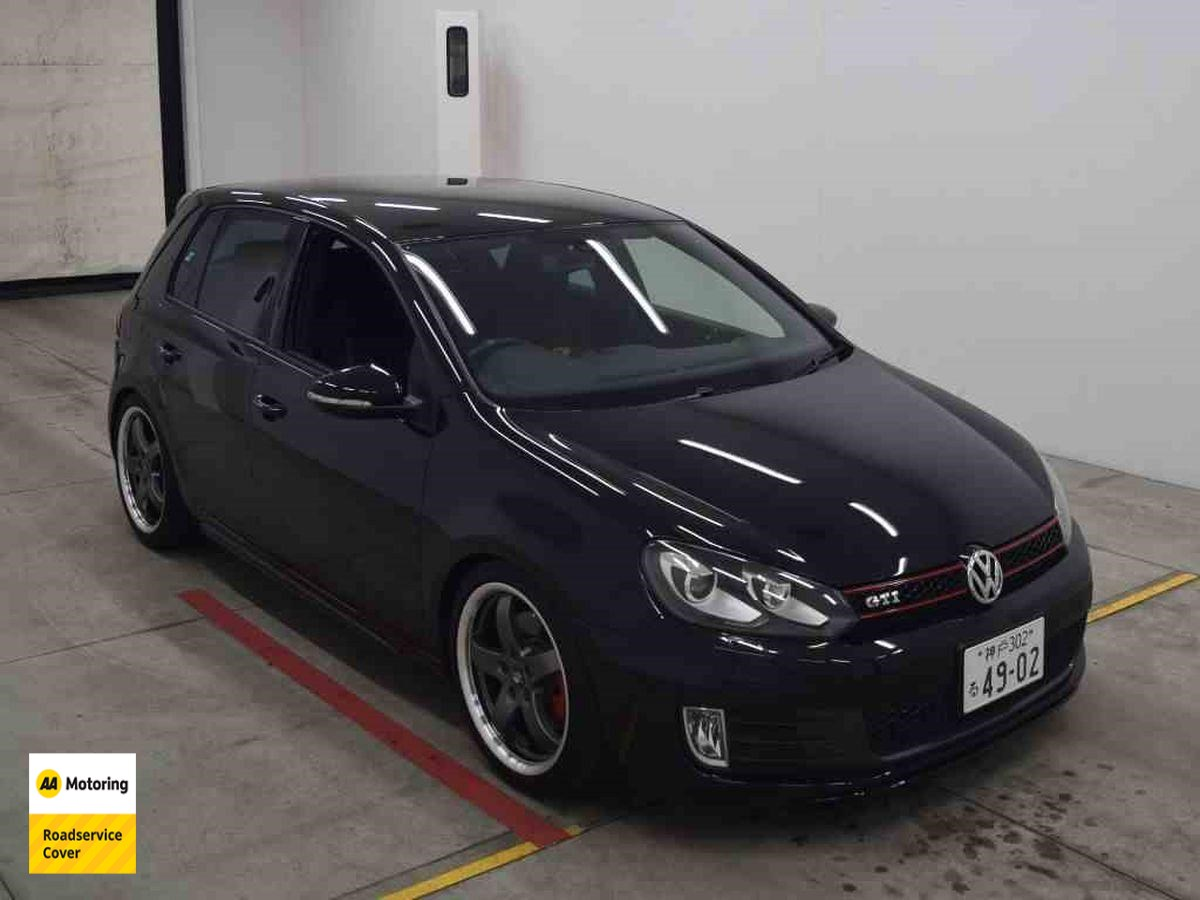 Volkswagen Golf stock #33541