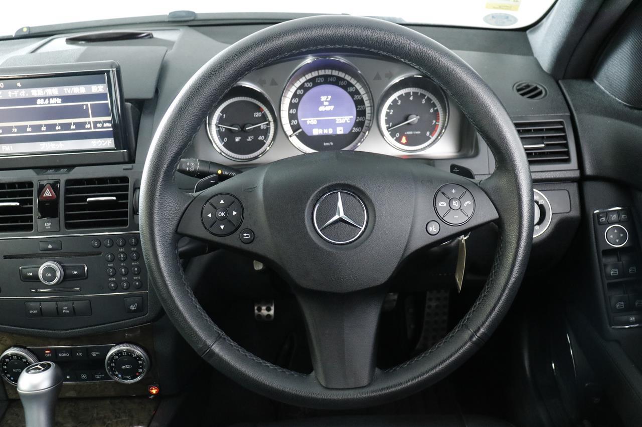 Mercedes Benz C 300 stock #34163
