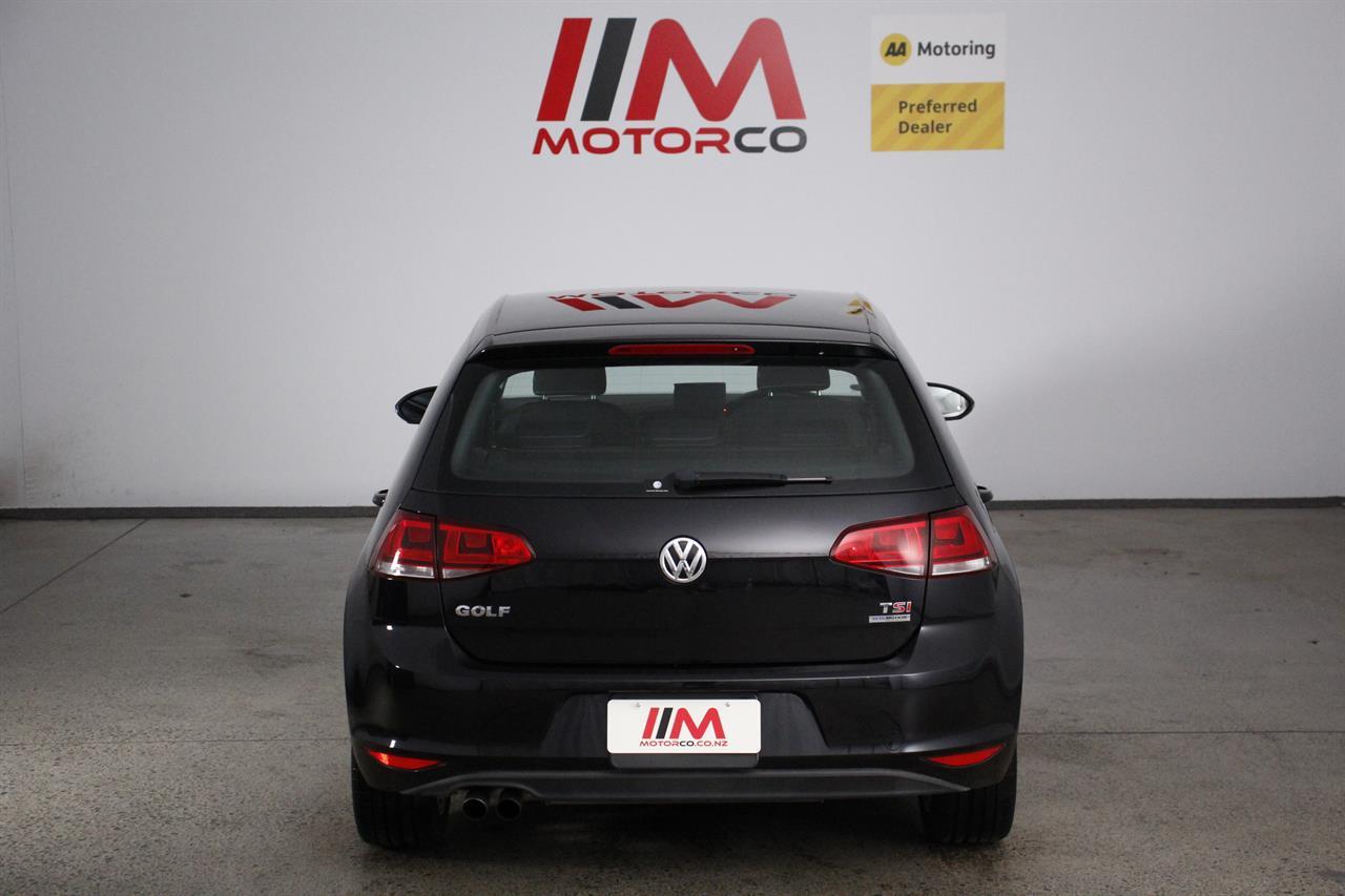 Volkswagen Golf stock #34185