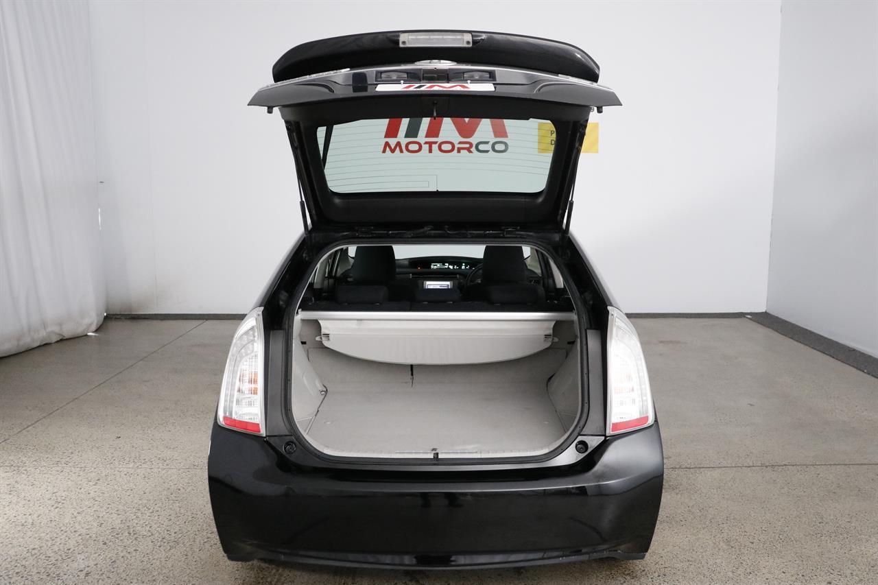 Toyota Prius stock #34269