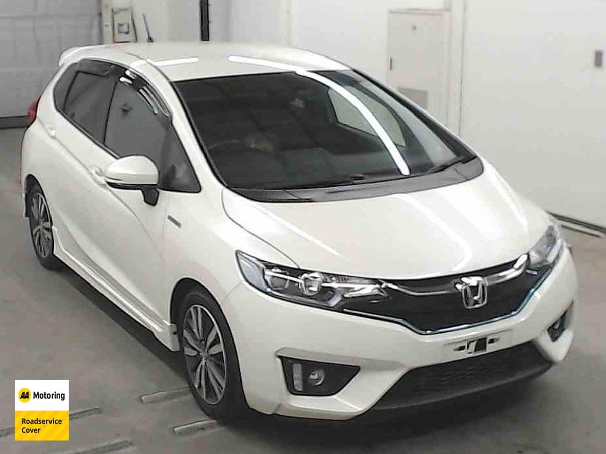 Honda Fit Hybrid stock #34464