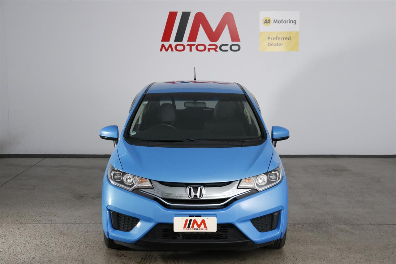 Honda Fit Hybrid stock #33633