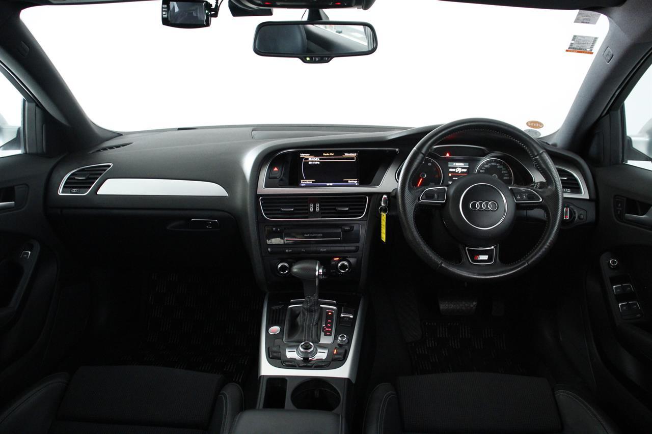 Audi A4 stock #34501