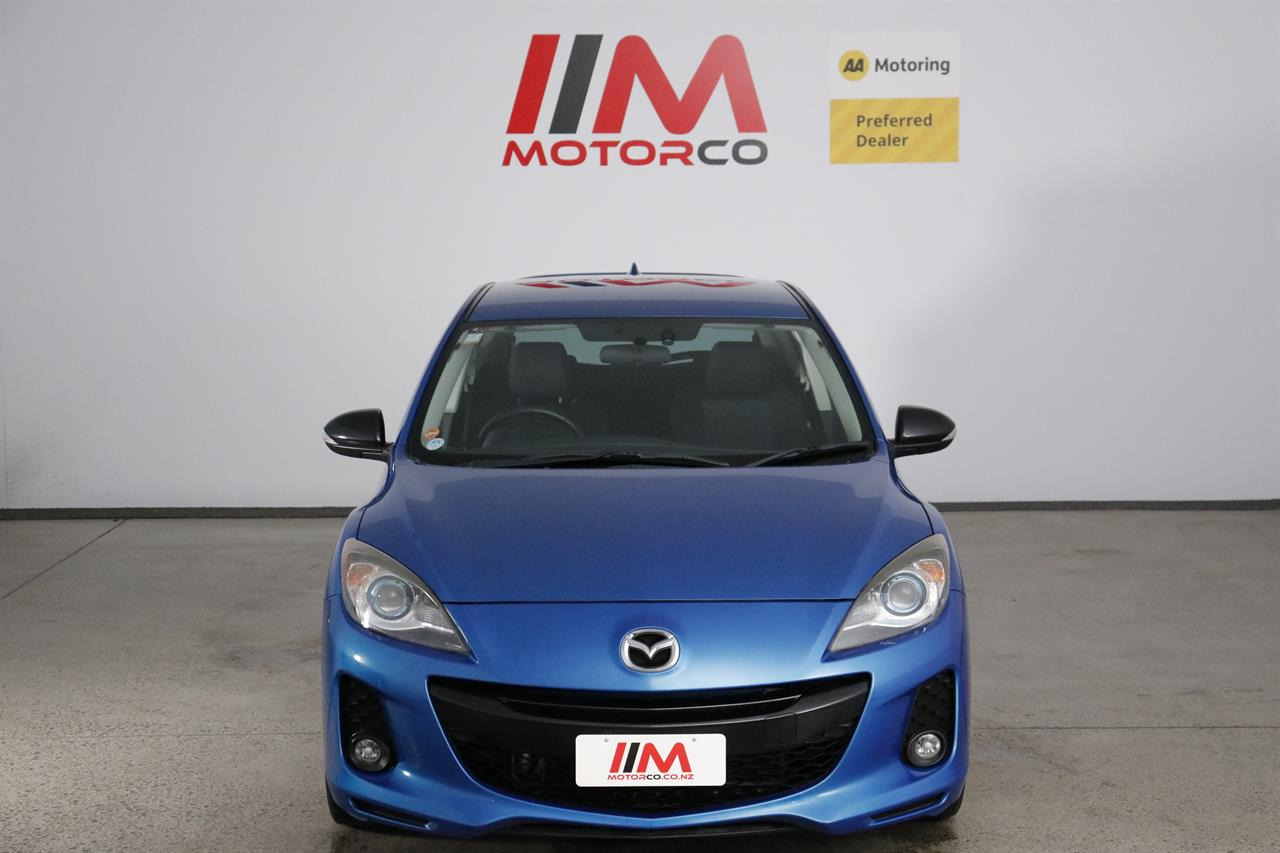 Mazda Axela stock #34218