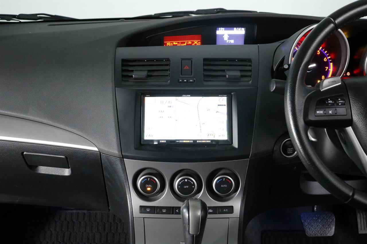 Mazda Axela stock #34319