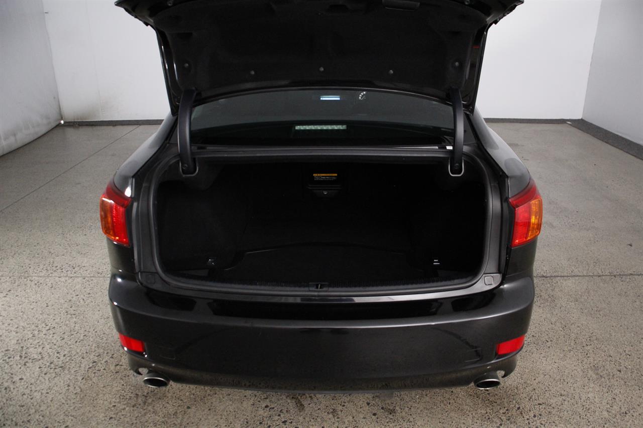 Lexus IS 350 stock #34382