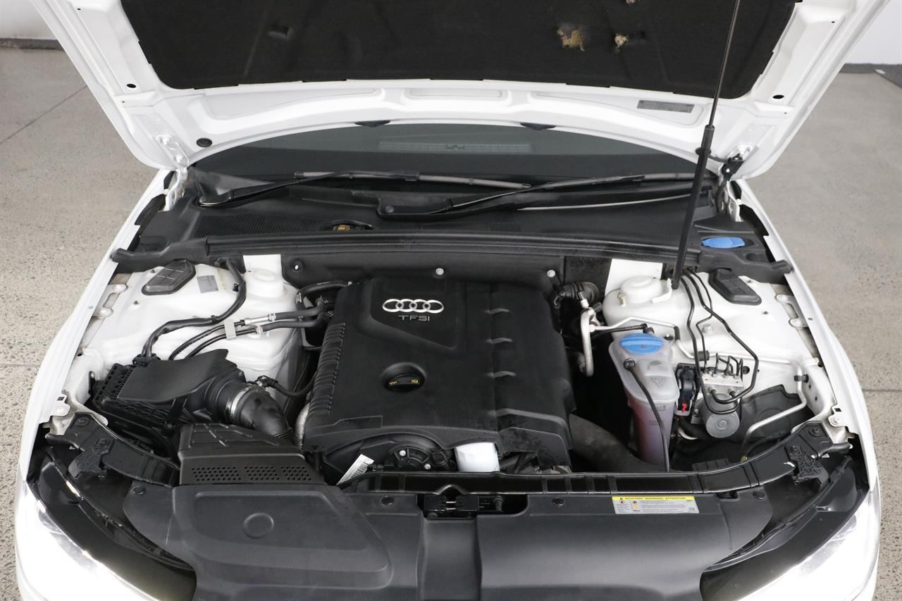 Audi A4 stock #34233