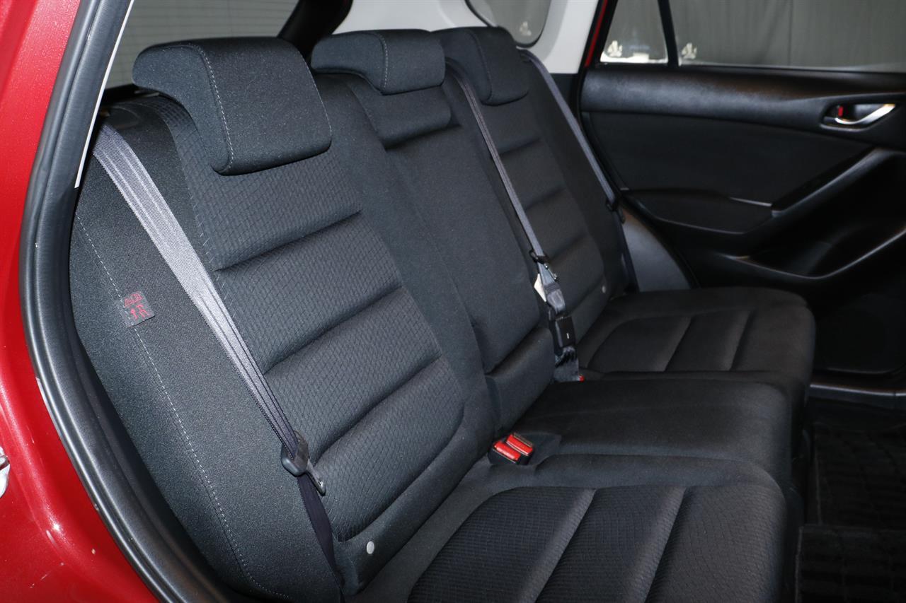 Mazda CX-5 stock #32845