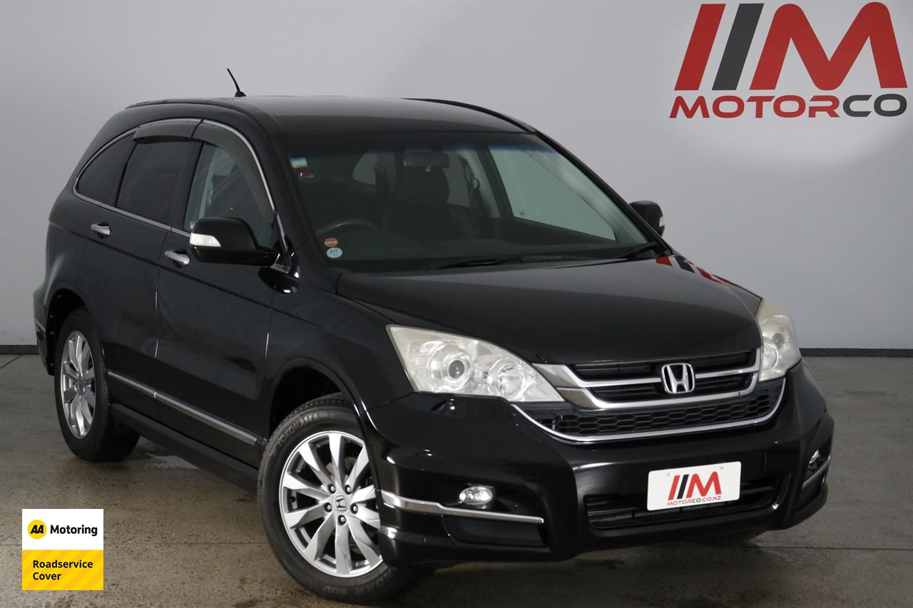 Honda CR-V stock #33061