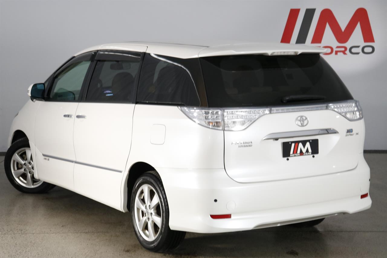 Toyota Estima stock #32692