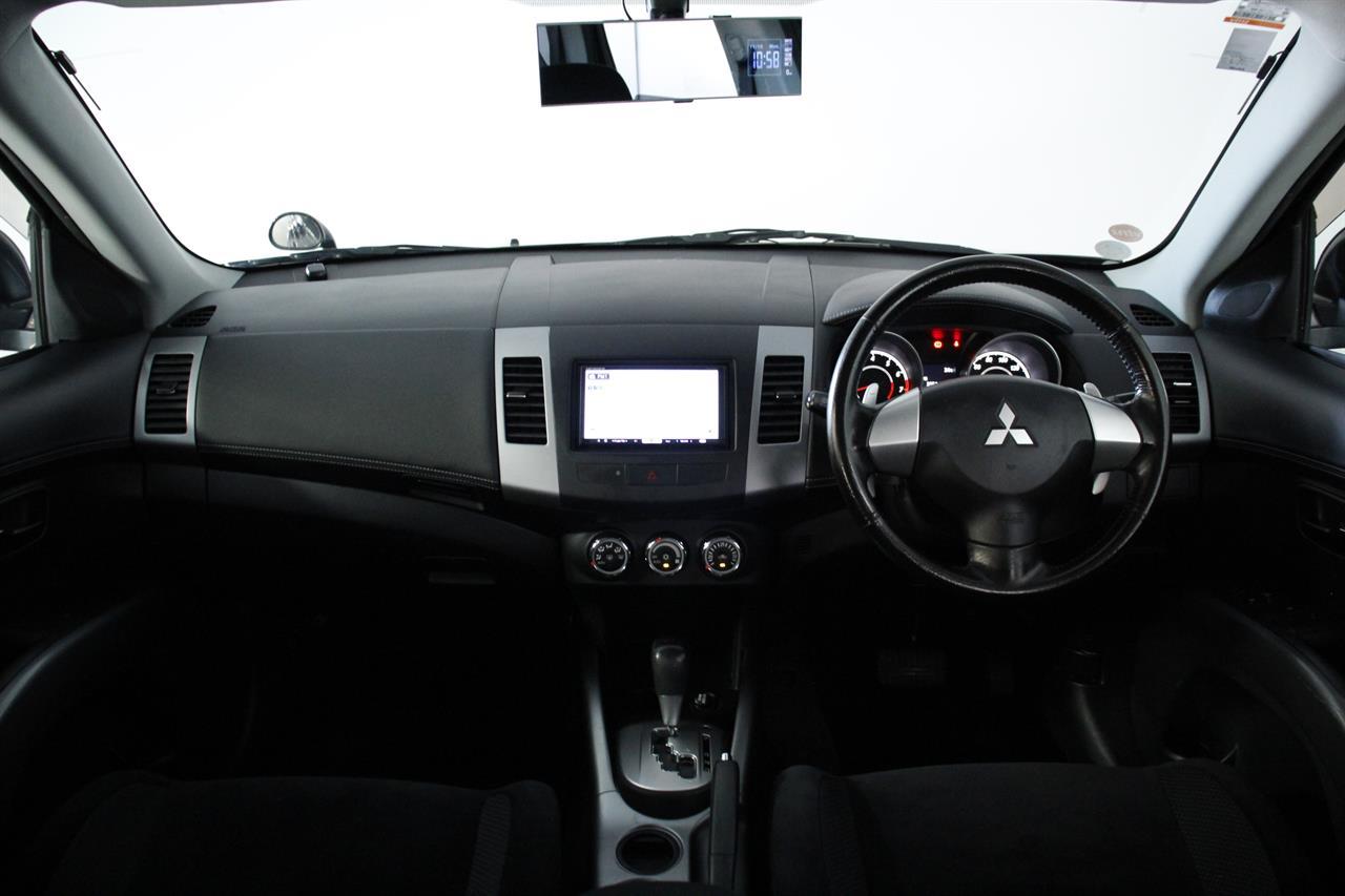 Mitsubishi Outlander stock #34522