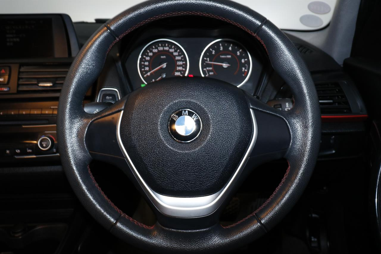 BMW 116i stock #32687