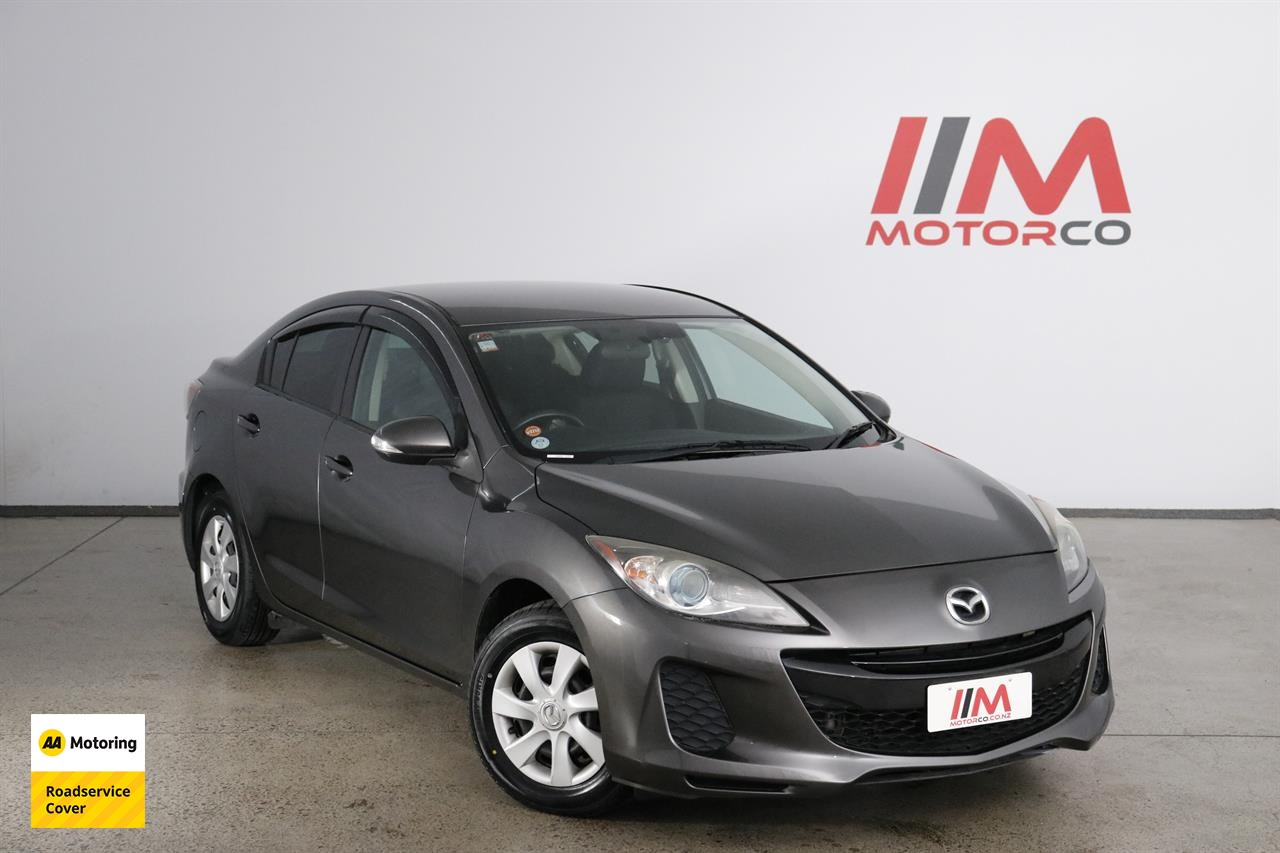 Mazda Axela stock #33303