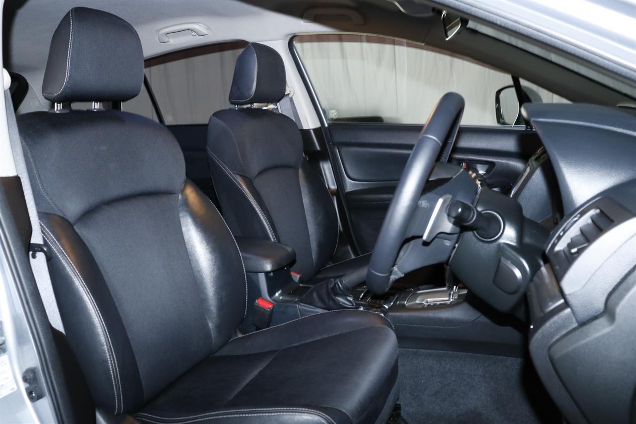 Subaru Impreza stock #32881
