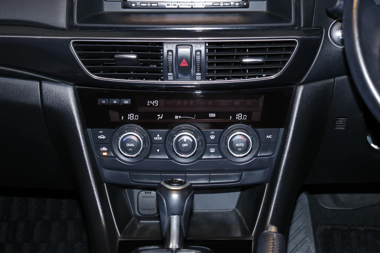 Mazda Atenza stock #32676
