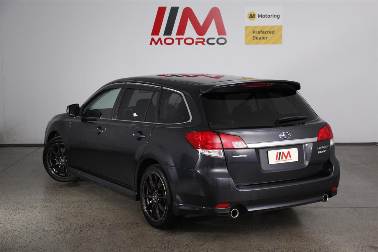 Subaru Legacy stock #34272