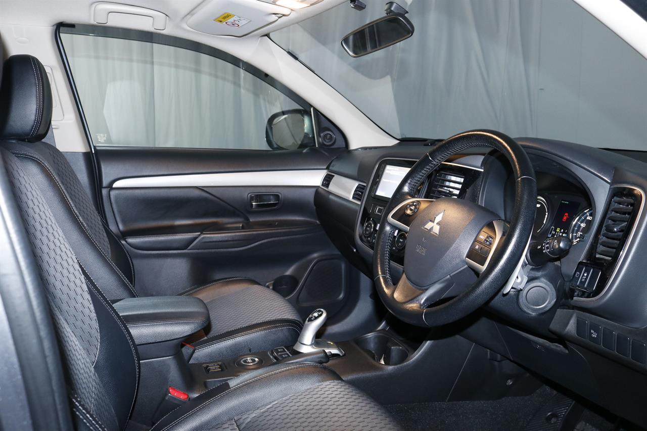 Mitsubishi Outlander stock #32328