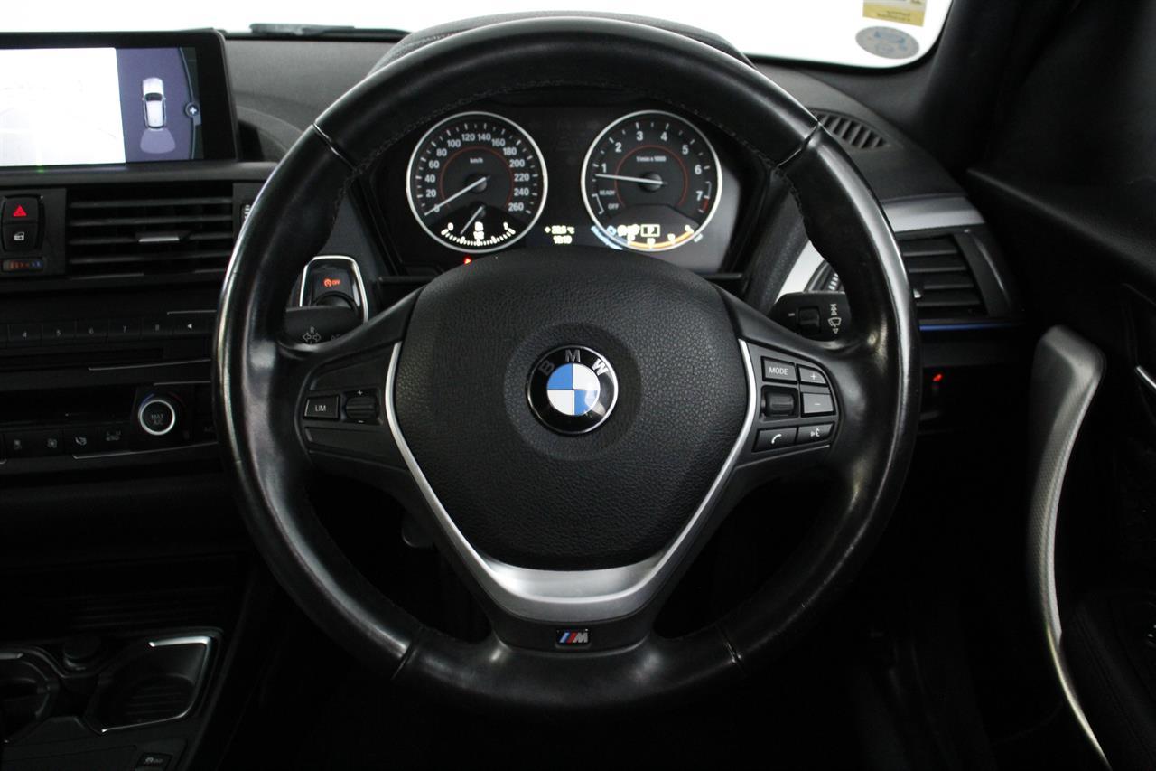 BMW 120i stock #34442
