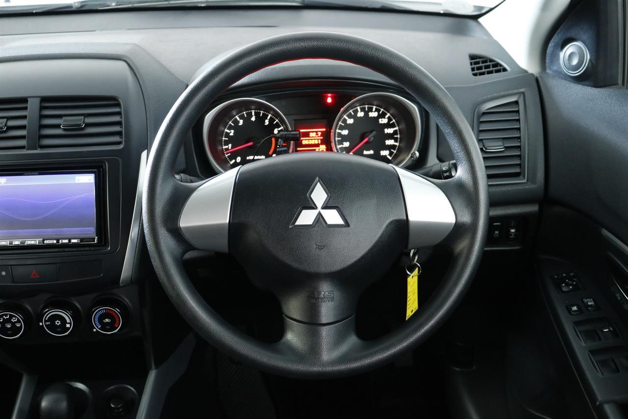 Mitsubishi RVR stock #34340
