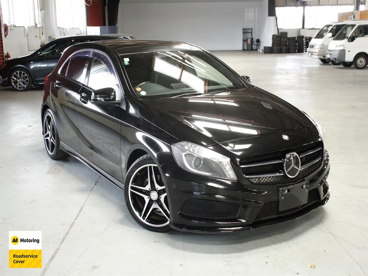 Mercedes Benz A 180 stock #34596