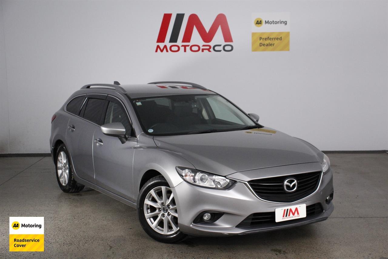 Mazda Atenza stock #34632