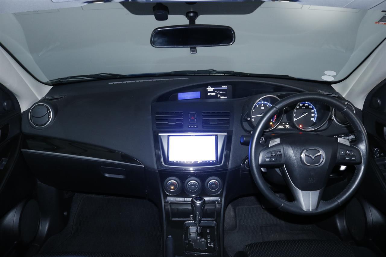 Mazda Axela stock #31937