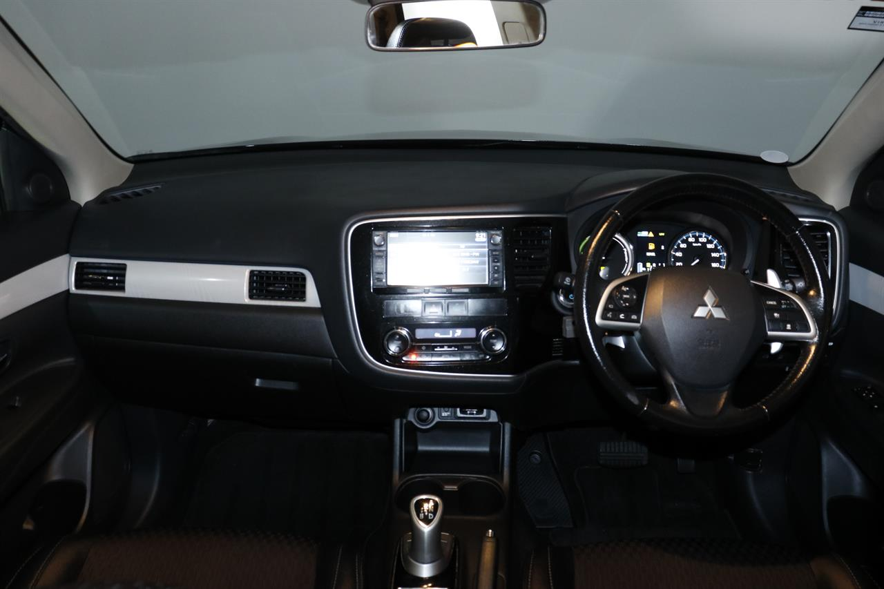 Mitsubishi Outlander stock #32663