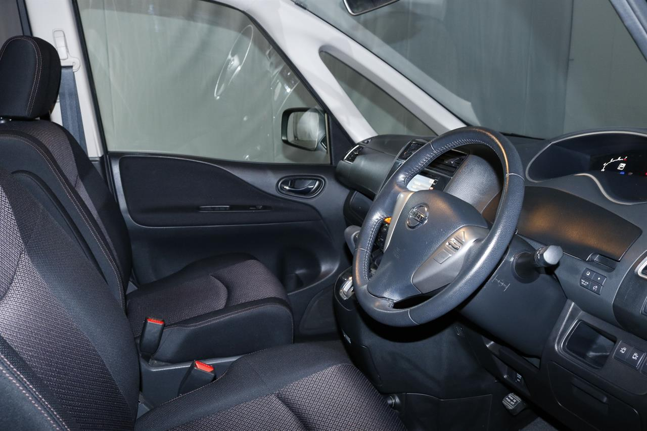 Nissan Serena stock #32157