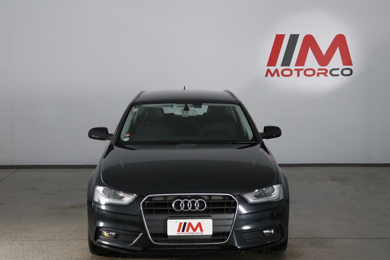 Audi A4 stock #32660