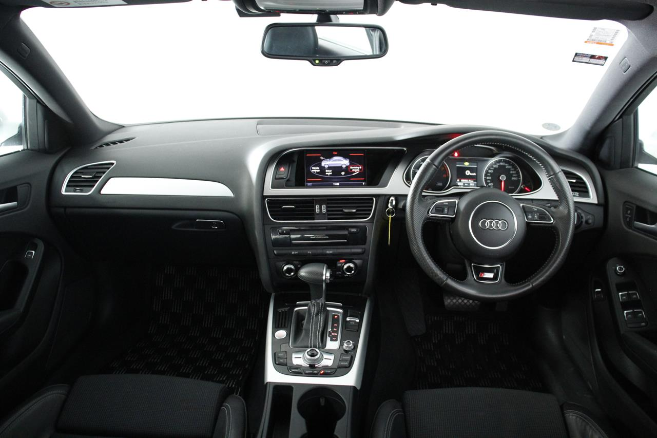 Audi A4 stock #34289