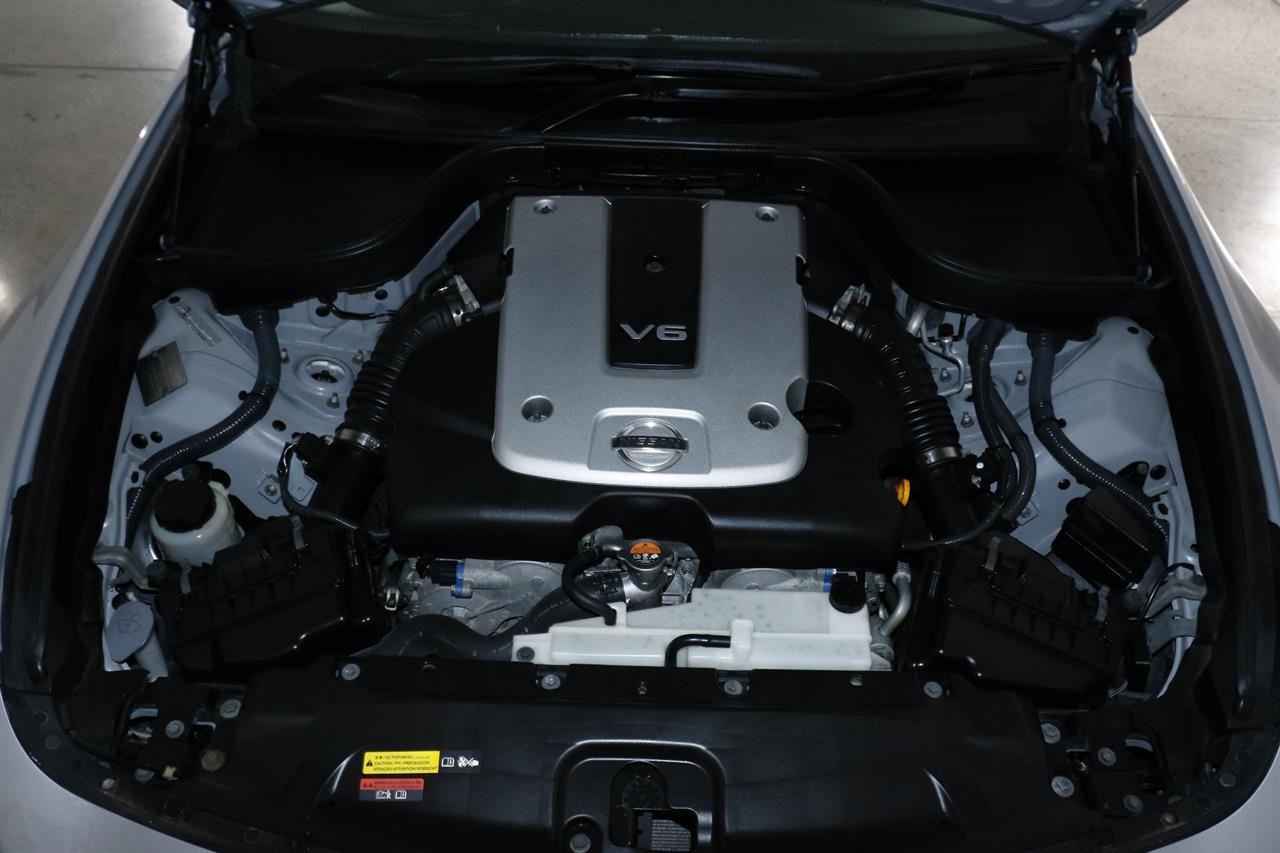 Nissan Skyline stock #32631